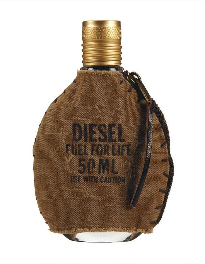 Diesel Fuel Men Edt 50ml Spray