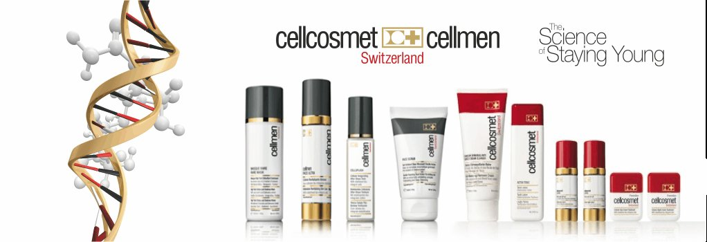 Cellcosmet - Science of Staying Young